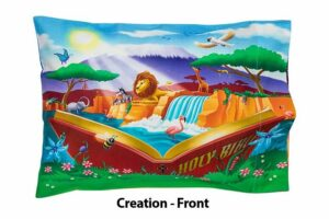 MyPillow Childrens Bible Story Pillow -  Creation