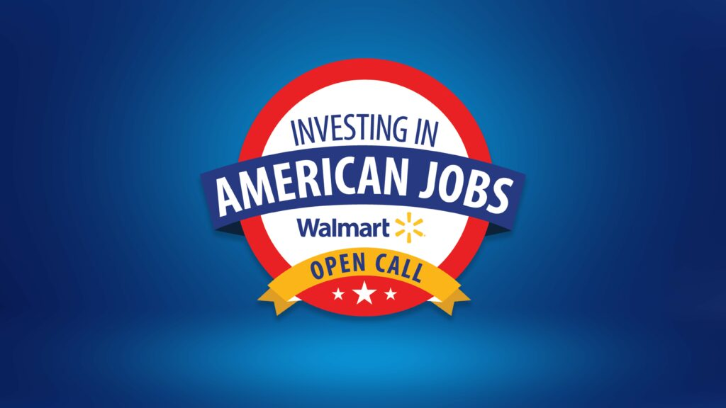 Walmart's Annual Open Call for Made in USA Products Event